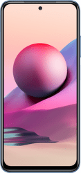 Xiaomi Redmi Note 10S 128 GB modrý