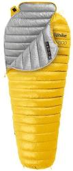 Naturehike CW300 páperový spací vak 630g žltý