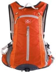 Naturehike 15l cyklistický batoh s úchytom helmy oranžový