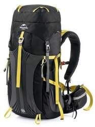 Naturehike Hiking 55+5l 1920g turistický batoh čierny