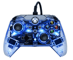 PDP Afterglow Prismatic Wired Controller pre Xbox One/Series/PC priehľadný