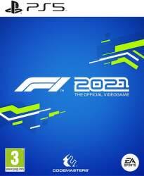 F1 2021 PS5 Hra