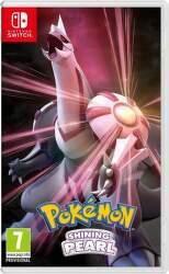 Pokémon Shining Pearl - Nintendo Switch hra