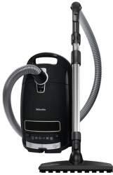 Miele Complete C3 Select Parquet podlahový vysávač obsidián čierna