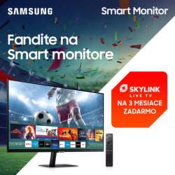 Skylink Live TV na 3 mesiace k monitorom Samsung