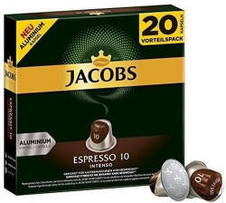 Jacobs Espresso Intenso 10 (20ks/Nespresso)