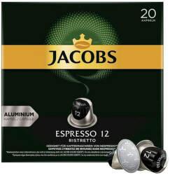 Jacobs Espresso Ristretto 12 (20ks/Nespresso)