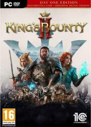 King's Bounty (Day One Edition) - PC Hra