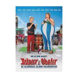 DVD F - Asterix a Obelix ve službách Jejího veličenstva DVD