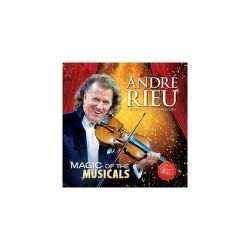 DVD H - RIEU, ANDRE - MAGIC OF THE MUSICALS