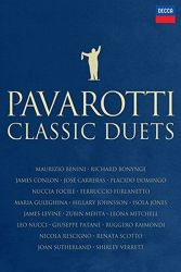 DVD H - PAVAROTTI, LUCIANO - CLASSIC DUETS