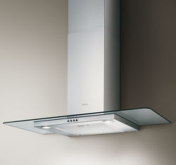 Elica FLAT GLASS PLUS IX A/90