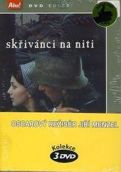 DVD F - Oscarový režisér Jiří Menzel ( 3 DVD )