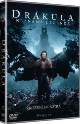 Drákula: Neznámá legenda (Gary Shore) - film na DVD