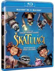 Škatuláci (3D+2D) - Blu-ray film