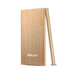 ToullGo powerbanka 10 000 mAh, zlatá