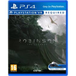 Sony Robinson: The Jour - VR hra na PS4