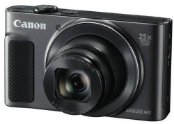 Canon PowerShot SX620 HS čierny