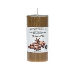 Sweet Home Škorica aromatická sviečka (220g)