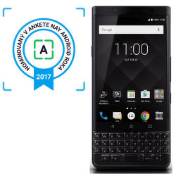 BlackBerry KEYone Black Edition čierny