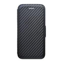 Mobilnet knižkové puzdro pre iPhone 7/8, čierna