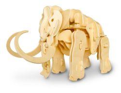 Rokr mamut stredný 3D puzzle