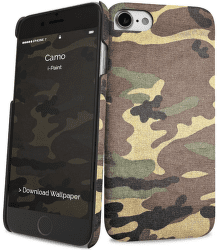 i-Paint Hard Case puzdro pre iPhone 7, Camouflage