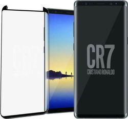 PanzerGlass CR7 tvrdené sklo pre Samsung Galaxy S8, čierna