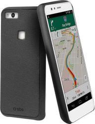 SBS magnetické puzdro pre iPhone 8/7/6S, čierna