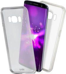 SBS Clear Fit puzdro pre Samsung Galaxy S8 Plus, transparentné