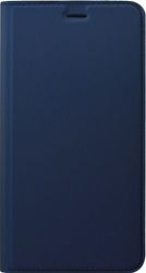 Mobilnet Metacase knižkové puzdro pre Huawei Y6, modrá