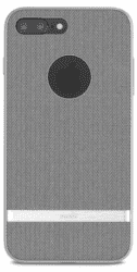 Moshi Vesta puzdro pre iPhone 7+/8+, sivá