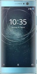 Sony Xperia XA2 Dual SIM modrý