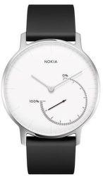 Nokia Steel 36mm čierno-biele