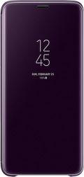 Samsung Clear View pre Samsung Galaxy S9+, fialové