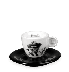 Lucaffé Mr. Exclusive espresso šálky (2ks)