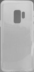 Mobilnet gumené puzdro pre Galaxy S9, transparentné