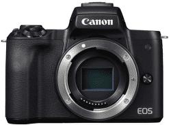Canon EOS M50 Telo čierny