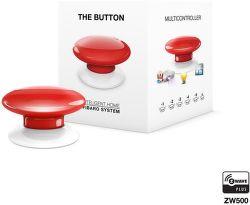Fibaro Button červené tlačidlo (FGPB-101-3)