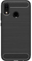 Winner Carbon puzdro pre Huawei P20 Lite, čierne