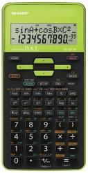 Sharp EL-531THGR (čierno-zelená) - Vedecká kalkulačka