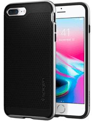 Spigen Neo Hybrid 2 puzdro pre Apple iPhone 7+/8+ čierno-sivé