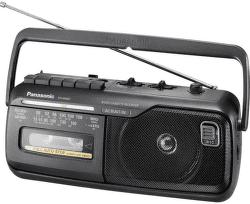 Panasonic RX-M40DE-K čierny