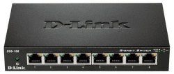 D-Link DGS-108 - 1Gb 8-LAN switch