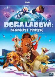 Doba ľadová: Mamutí tresk - DVD film