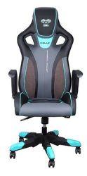 E-Blue Cobra III herné kreslo modré