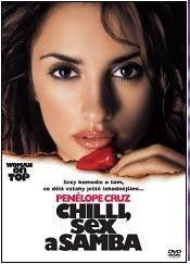 Chilli, sex a samba - DVD film