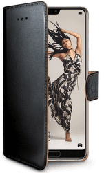 Celly Wally pre Huawei P20, čierna