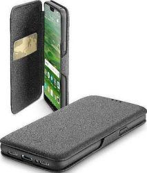 Cellularline Book Clutch puzdro pre Huawei P20, čierne