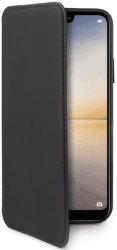 Celly Prestige knižkové puzdro pre Huawei P20 Lite, čierna